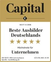 CAP_1118_Beste Ausbilder Deutschlands
