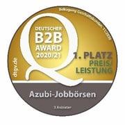 Deutscher B2B Award 2020_2021